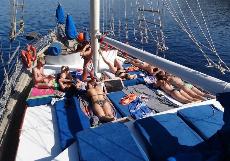 Blue Cruise Lycische Kust