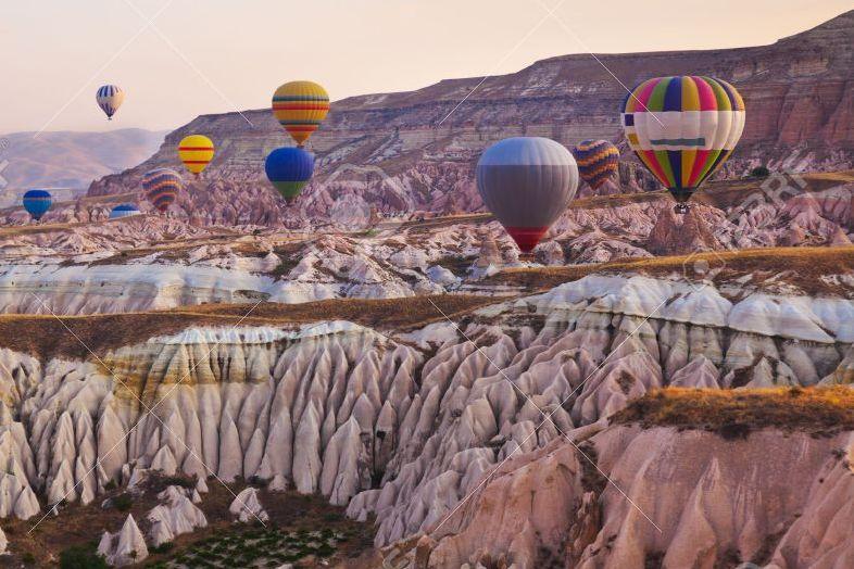 Fly & Drive Hoogtepunten van Anatolië