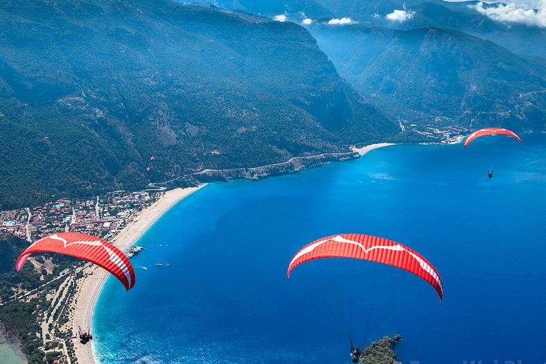 Fly & Drive Lycische kust - Pamukkale