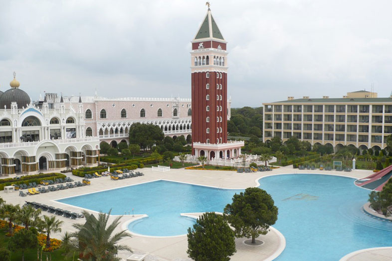 Hotel Venezia Palace