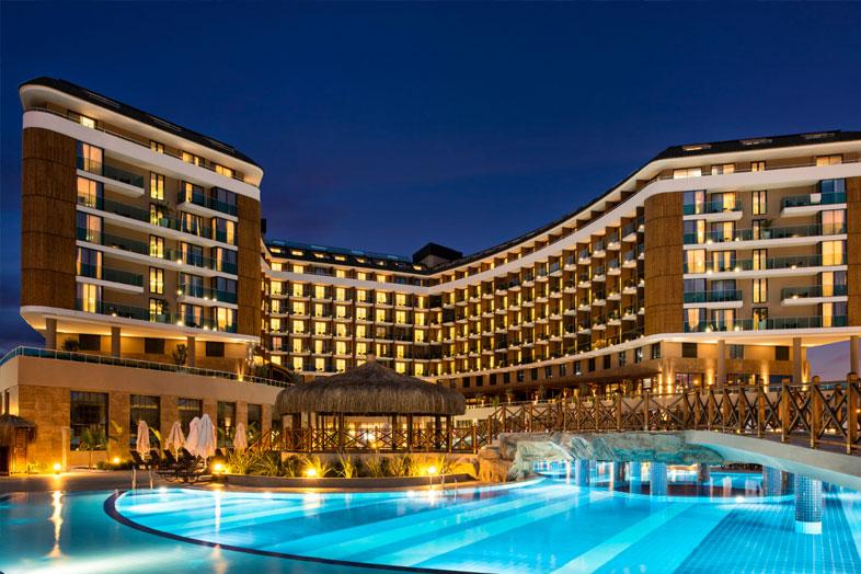 Overwinteringsreis Aska Lara Resort