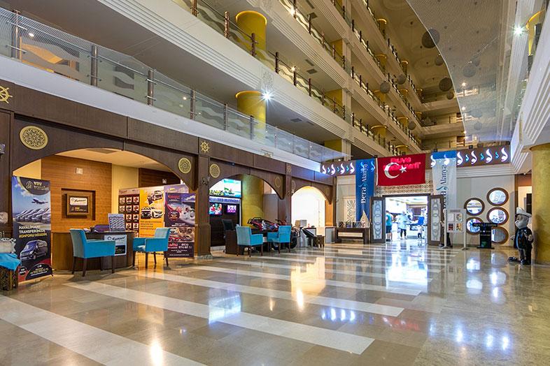 Hotel Bera Alanya