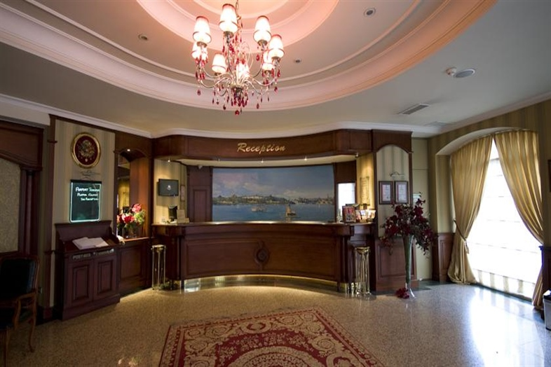 Hotel Grand Yavuz