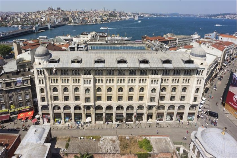 Hotel Legacy Ottoman