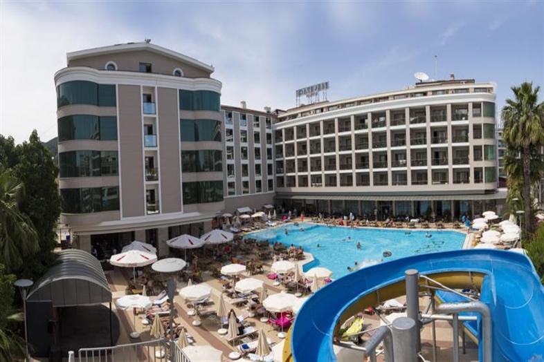 Hotel Pasa Beach