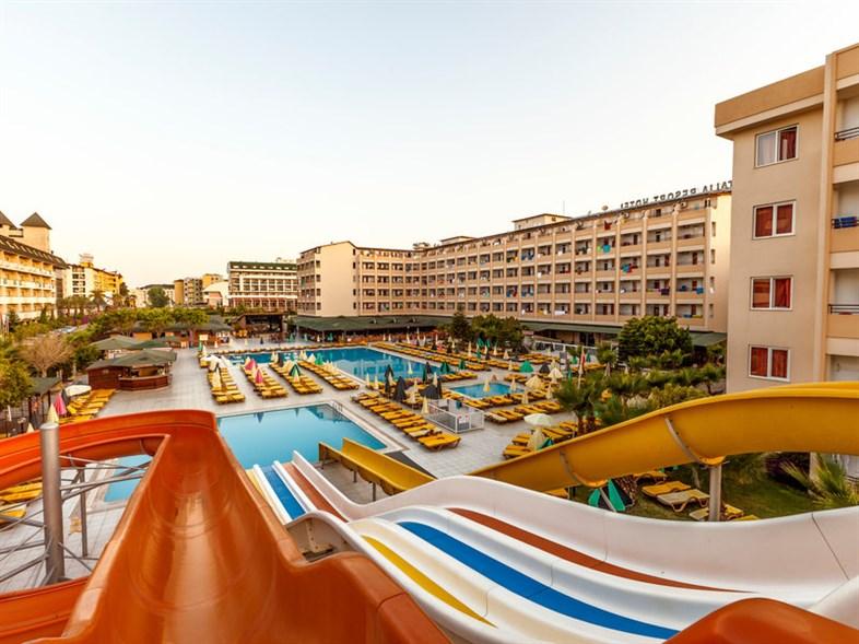 Hotel XENO Eftalia Resort