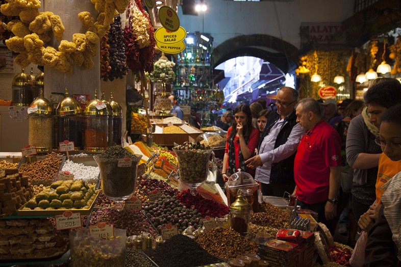 Shoppen in Istanbul hotel Innova Sultanahmet
