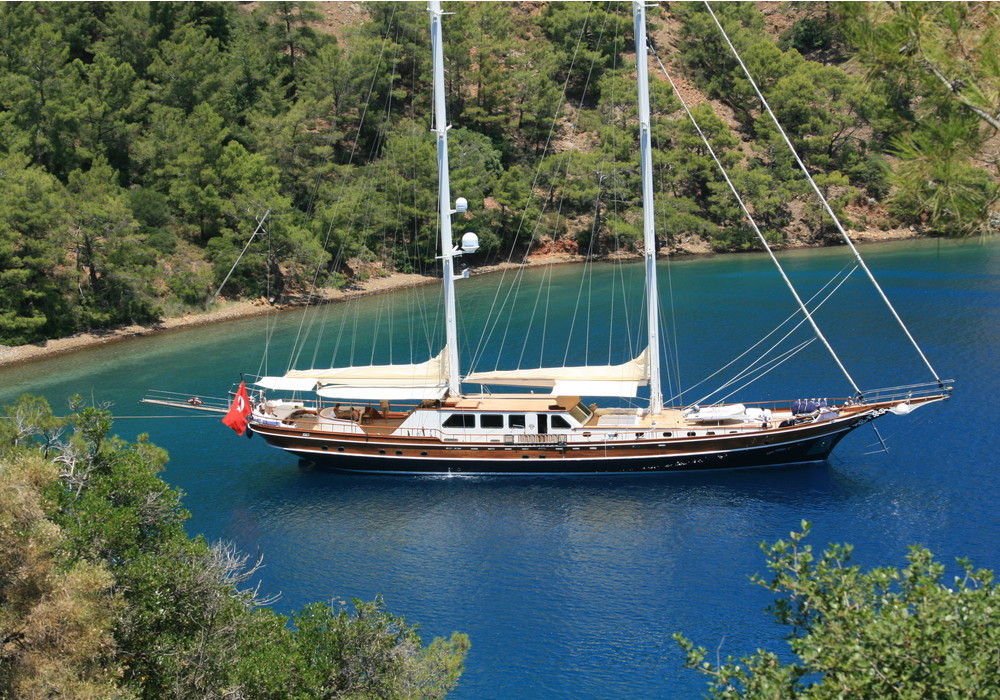 Single Reis Blue Cruise Lycische Kust