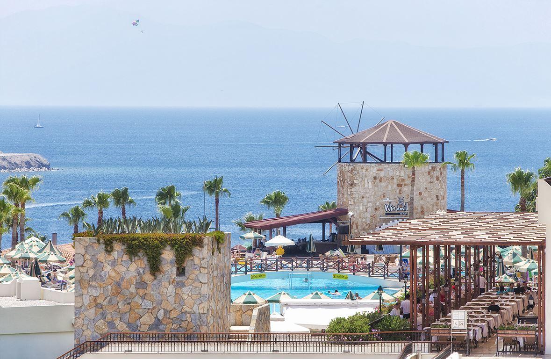 Wow Bodrum Resort
